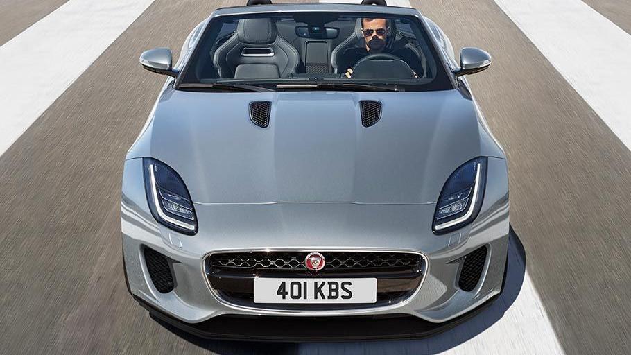Jaguar F-TYPE 2019 Exterior 032