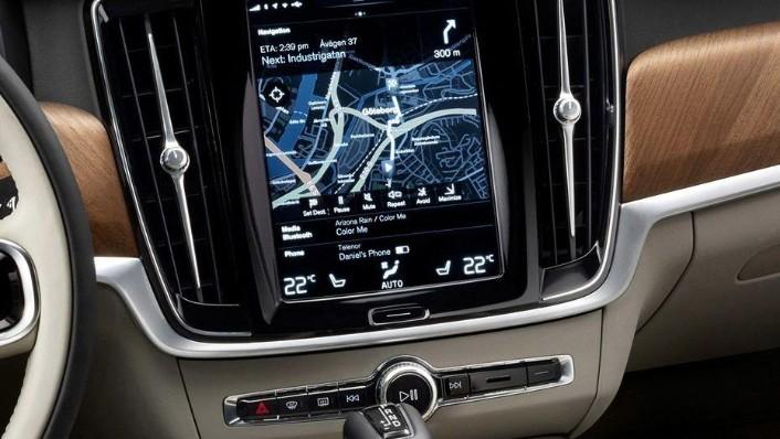 Volvo S90 2019 Interior 002