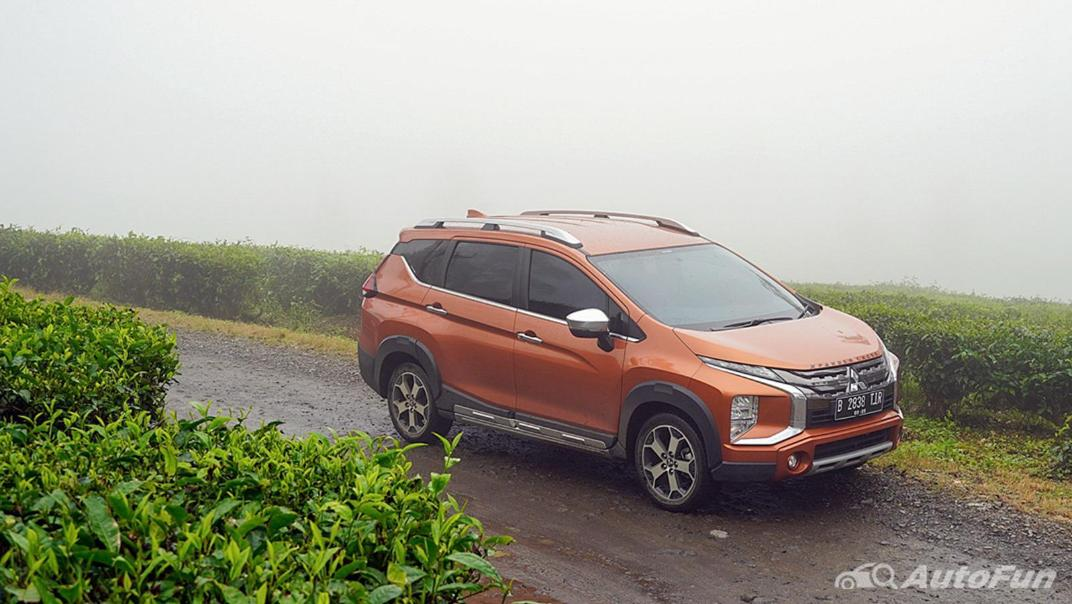 Mitsubishi Xpander Cross 2020 Premium Package AT Exterior 031