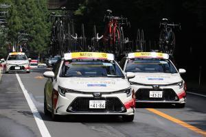 5 Mobil Toyota yang Dipakai di Olimpiade Tokyo 2020, Semuanya Pakai Mobil Ramah Lingkungan