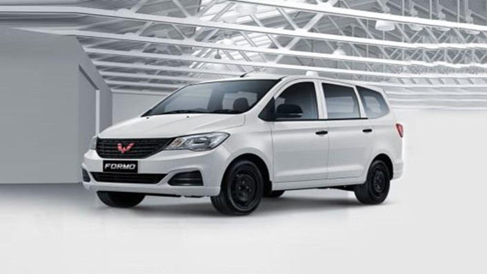 Wuling Formo 2019 Exterior 001