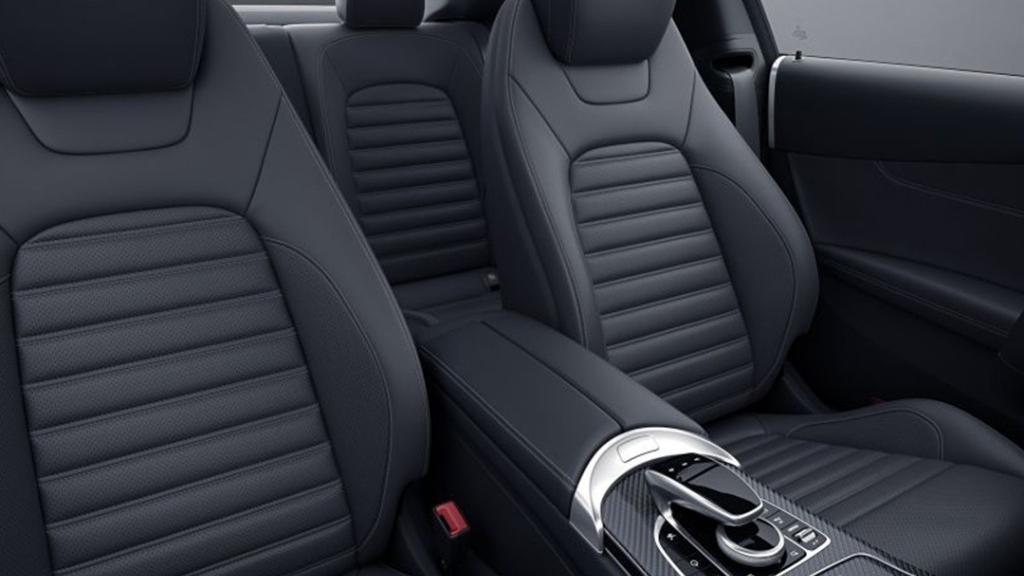 Mercedes-Benz C-Class Coupe 2019 Interior 011