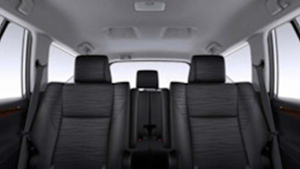 Toyota Kijang Innova 2019 Interior 004