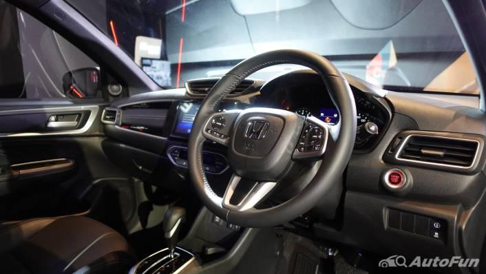2022 Honda BR-V Interior 007