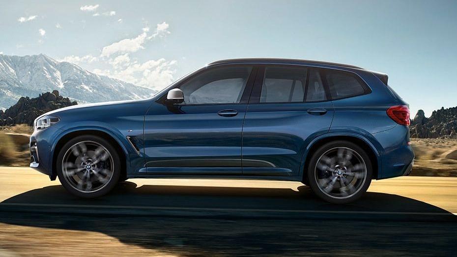 BMW X3 2019 Exterior 006