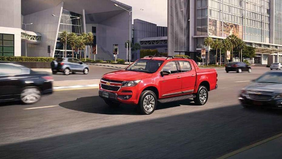 Chevrolet Colorado 2019 Exterior 020