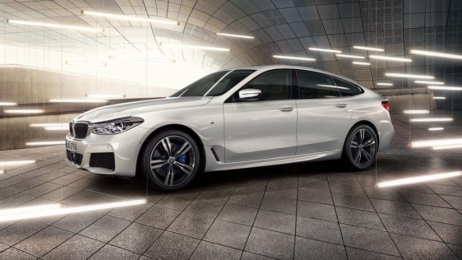 BMW 6 Series Gran Turismo 2019 Exterior 001