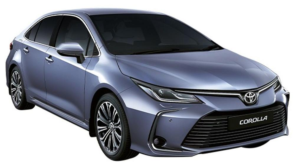 Toyota Corolla Altis 2019 Others 003