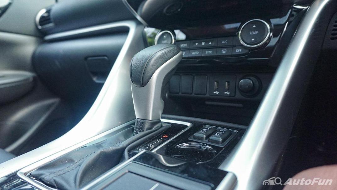 Mitsubishi Eclipse Cross 1.5L Interior 031