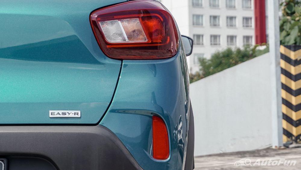 Renault Kwid 2019 Exterior 019