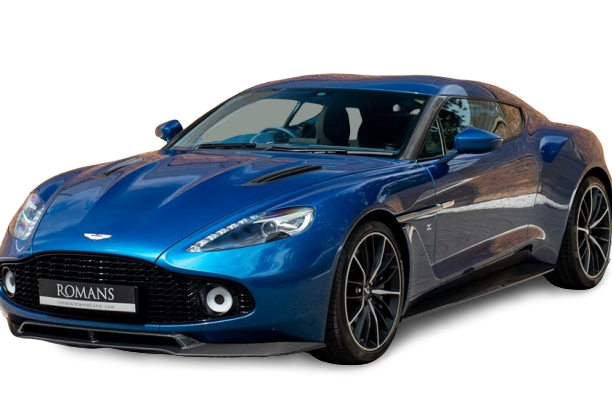 Aston Martin Vanquish Ultimate Volante