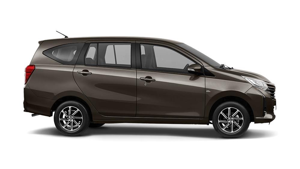 Toyota Calya 2019 Exterior 010