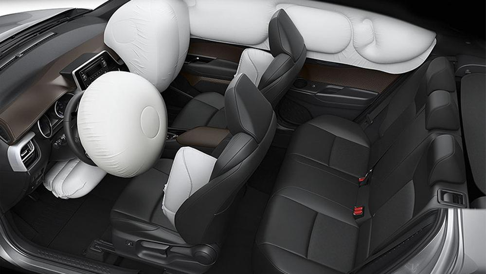 Toyota CHR 2019 Interior 006