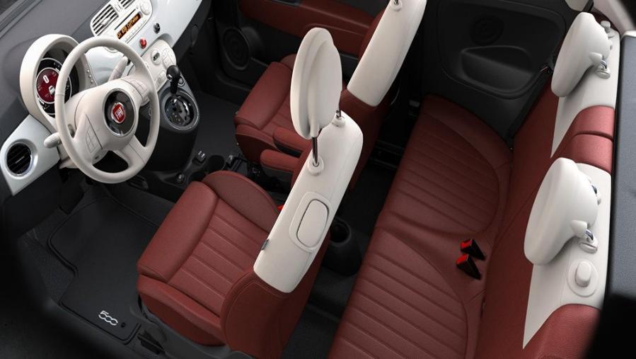 Fiat 500 2019 Interior 005