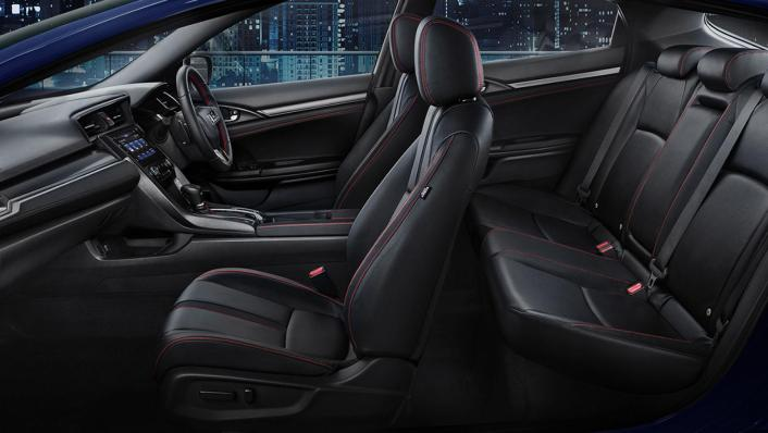 Honda Civic Hatchback 2019 Interior 003