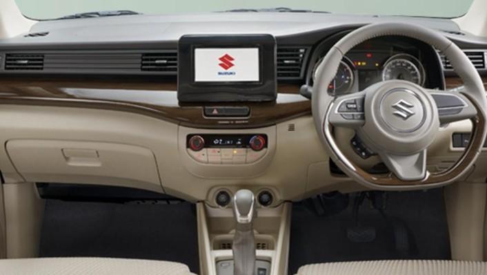 Suzuki Ertiga 2019 Interior 002
