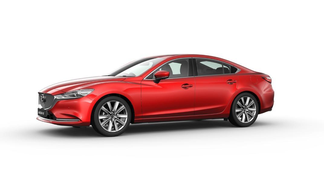 Mazda 6 Elite Sedan Exterior 002