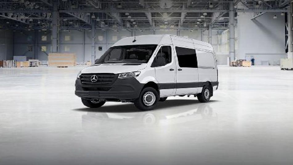 Mercedes-Benz Sprinter 2019 Exterior 004
