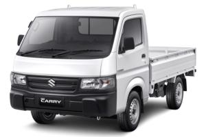 Inikah Tampilan Suzuki Carry Pick Up Facelift 2021?