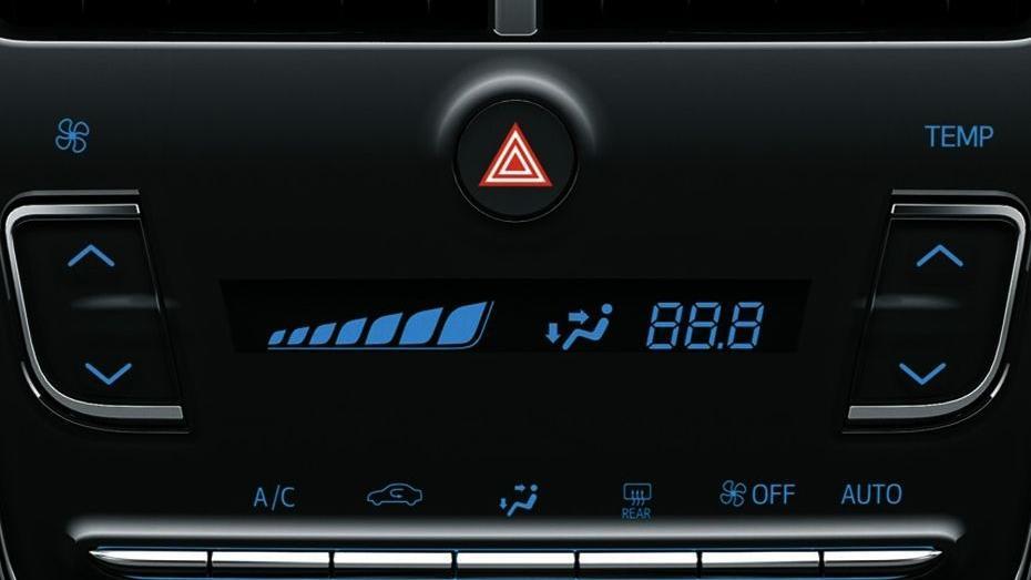 Toyota Vios 2019 Interior 072
