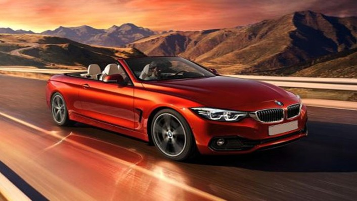 BMW 4 Series Convertible 2019 Exterior 003