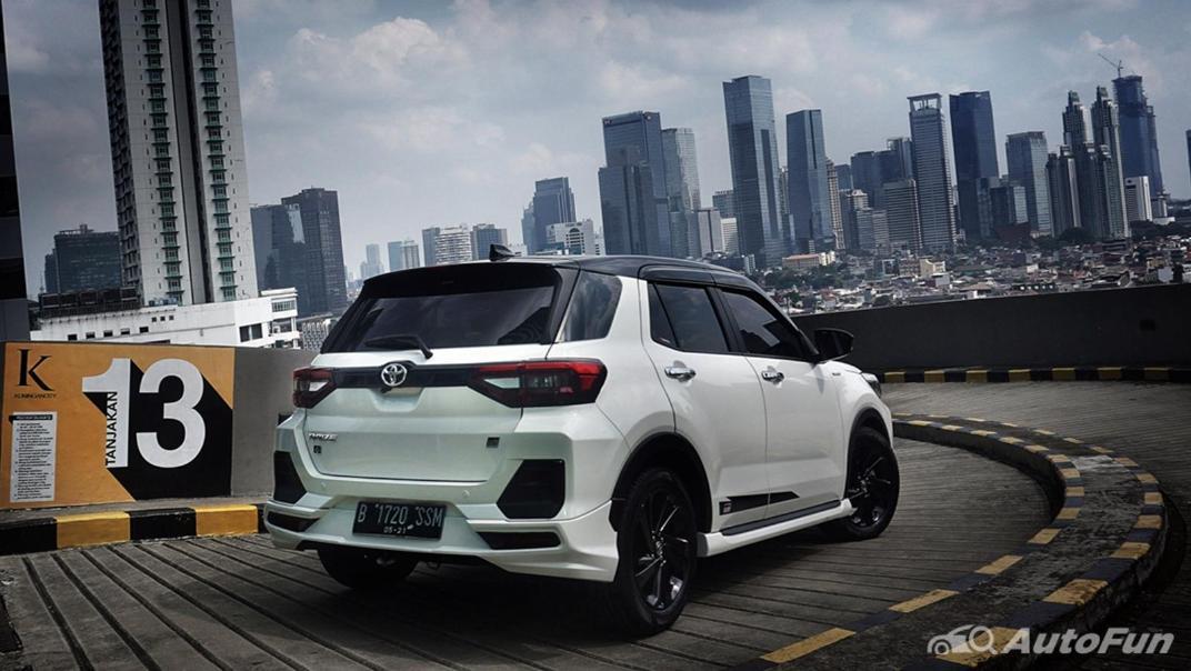 2021 Toyota Raize Exterior 050