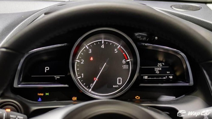 Mazda 2 2019 Interior 004