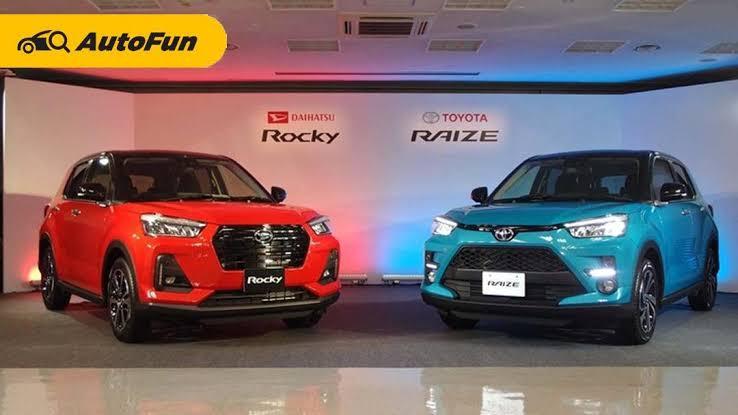 Daftar Harga Baru Mini SUV September 2021, Daihatsu Rocky dan Toyota Raize Naik Banyak! 01