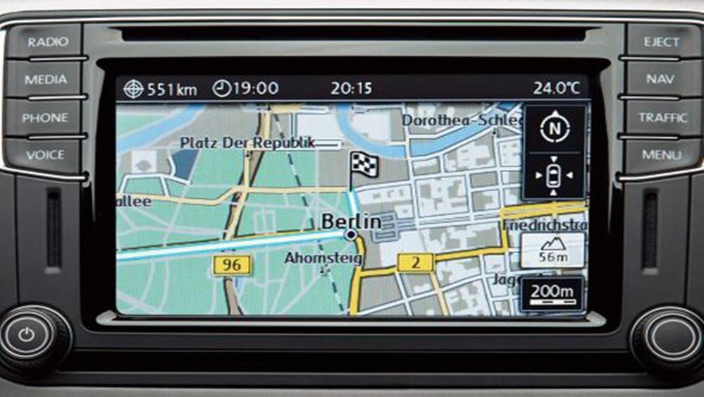 Volkswagen Scirocco 2019 Interior 005