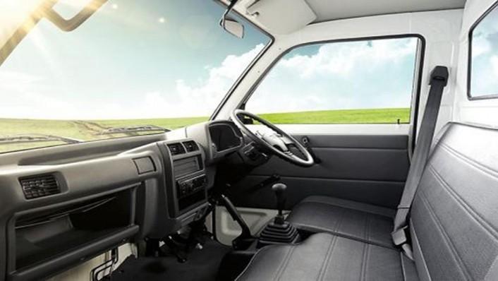 Mitsubishi T120SS 2019 Interior 001