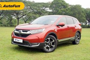 4 Tahun Tanpa Ubahan, Honda CR-V Facelift Diprediksi Hadir Tahun ini