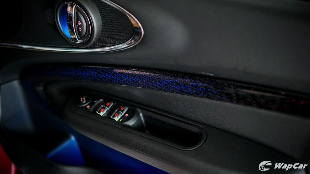 MINI Clubman 2019 Interior 008