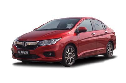 Honda City E CVT