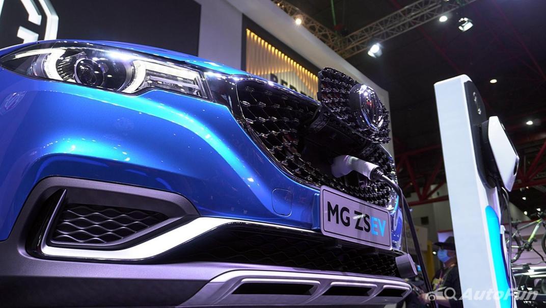 2021 MG ZS Exterior 009