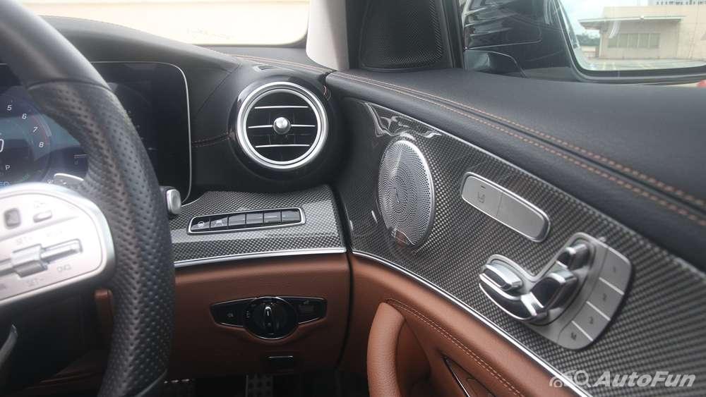 Mercedes-Benz E-Class 2019 Interior 071