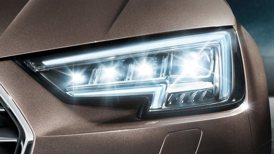 Audi A4 2019 Exterior 008