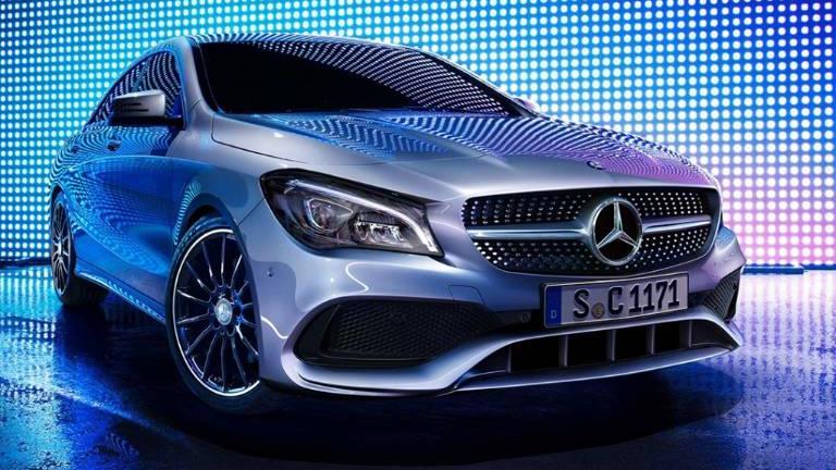 Mercedes-Benz CLA-Class 2019 Exterior 005