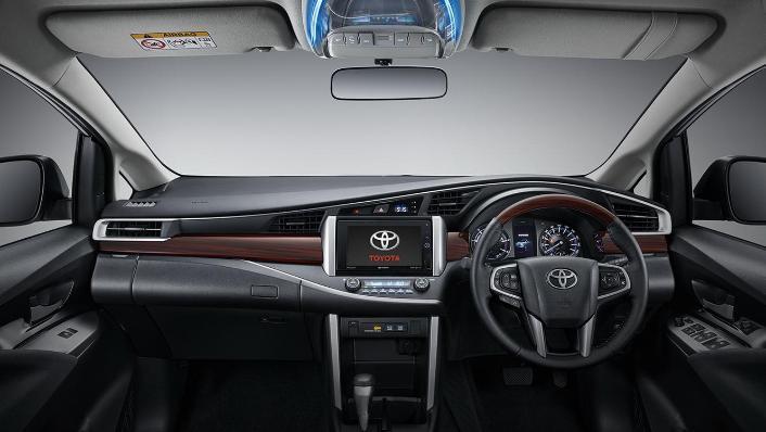2020 Toyota Kijang Innova 2.0 VA/T Interior 001