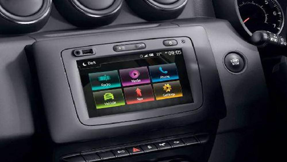 Renault Duster 2019 Interior 009