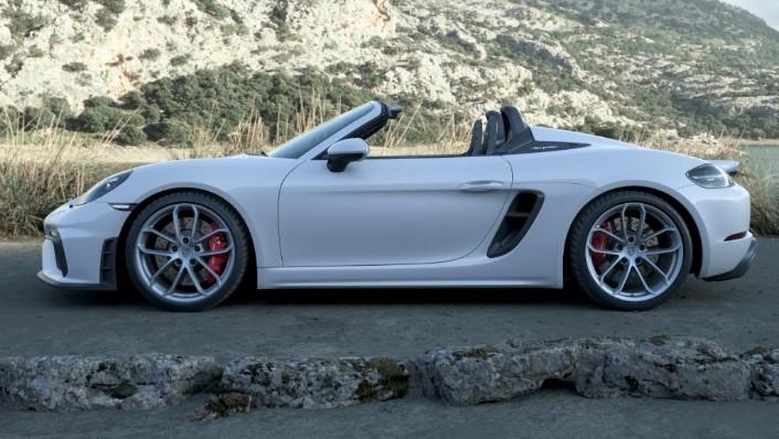 Porsche 718 2019 Exterior 006