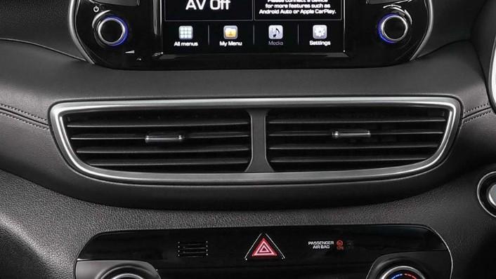 Hyundai Tucson 2019 Interior 008