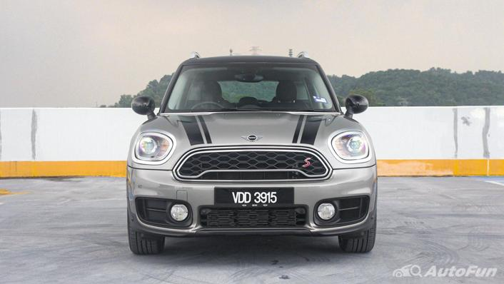 MINI Countryman Copper S Exterior 004