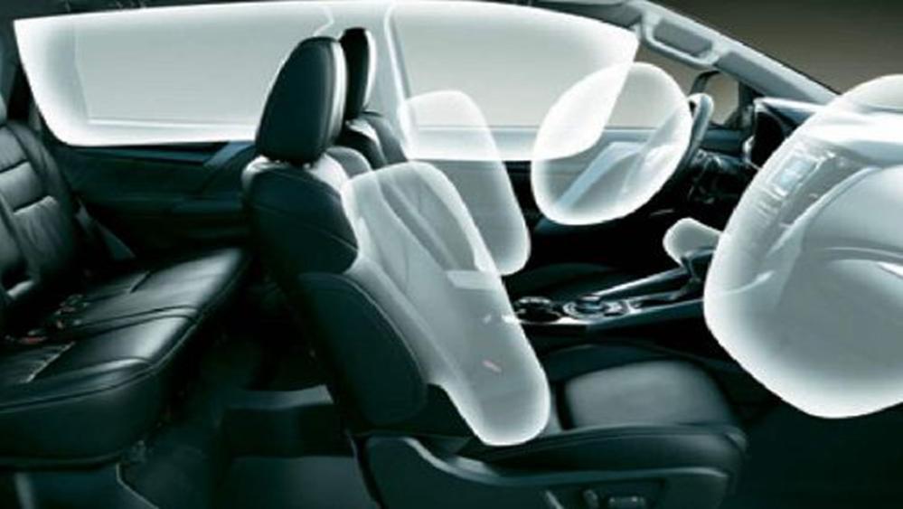 Mitsubishi Pajero Sport 2019 Interior 014