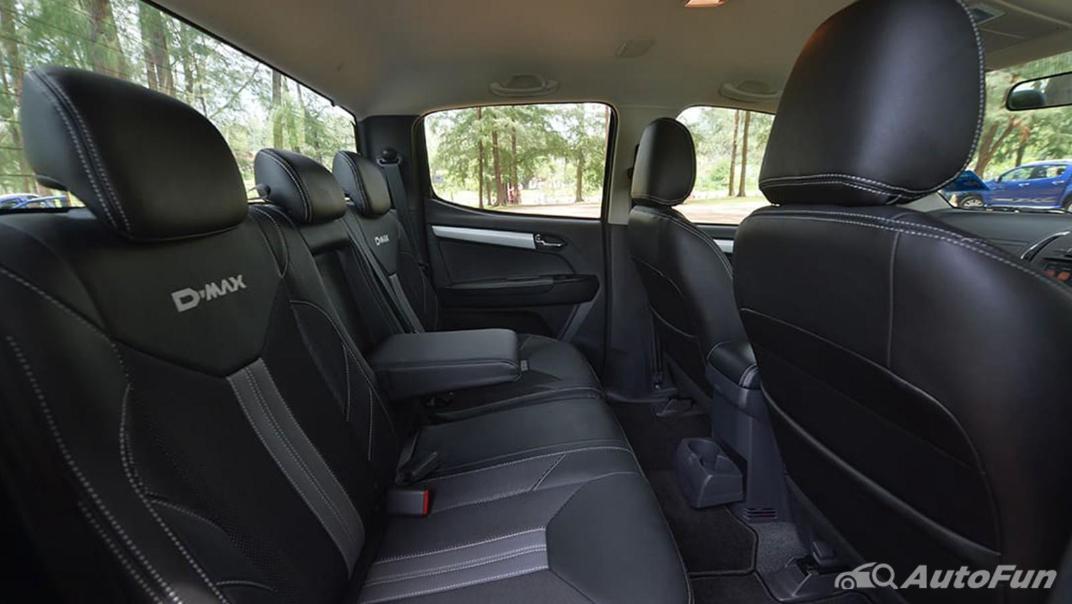 Isuzu D MAX 2019 Interior 013