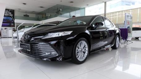 Toyota Camry 2.5 G Daftar Harga, Gambar, Spesifikasi, Promo, FAQ, Review & Berita di Indonesia | Autofun