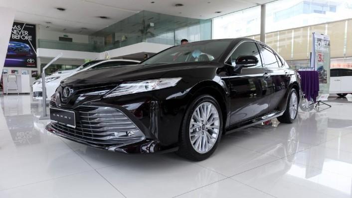 Toyota Camry 2019 Exterior 001