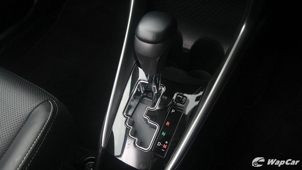 Toyota Vios 2019 Interior 046