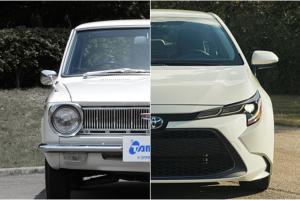 Perjalanan 55 Tahun Toyota Corolla,  12 Generasi dan 50 Juta Unit di Seluruh Dunia