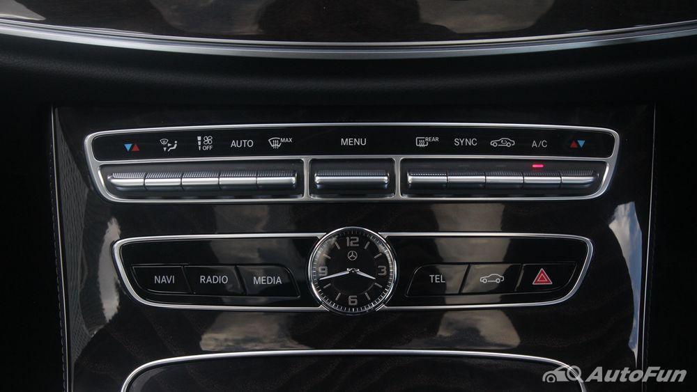 Mercedes-Benz E-Class 2019 Interior 012