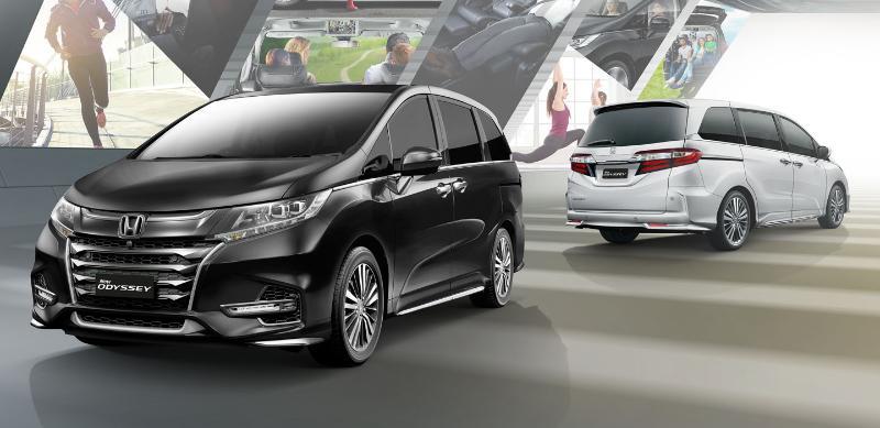 Penjualan Tidak Bagus, Apakah tampilan Honda Odyssey 2021 Bisa Kalahkan Toyota Alphard? 02